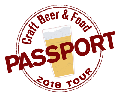 Passport Craft Beer & Food Pairing Tour